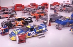 Inside the Richard Childress Race Shop in Welcome, N.C.