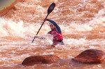 Take it outside at the U.S. National Whitewater Center.