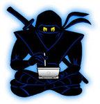Jet Black Ninja DS