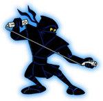 Jet Black Ninja Wii