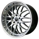 Gravana J2 Sky & Solstice Wheel In Silver