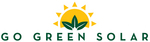 Go Green Solar Corporate Logo