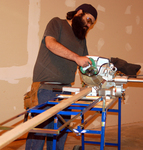 New saw stands and sawhorse technology are allowing contractors to get more done with fewer physical rigors.