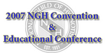 NGH Convention Logo
