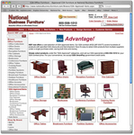 Visit NBF.com to view GSA approved office furniture.