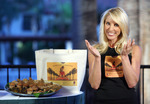Celebrity personal trainer Valerie Waters enjoys California raisins