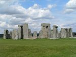 Stonehenge, one of England's sacred sites and power places.