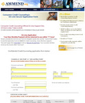 AMMEND Online Secure Application Form