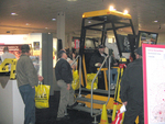 Leica Geosystems' Machine Automation Simulator