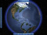 Living Globe Screen Saver