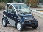 Elettrica Electric Car