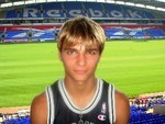 Italian teenager attends EduKick's Bolton Wanderers English & Football Summer Soccer course