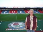 Neil Hough at EduKick's Blackburn Rovers Fc Football Studies Course
