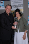 Al Gore With Jennifer Baichwal