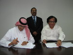 Signing Ceremony of the Joint Venture