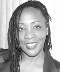"""Beverly Black Johnson,  founder, """"Gumbo for the Soul"""" Literacy Program and compiler, """"Gumbo for the Soul"""" anthology series"""