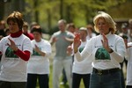 Belgium, Bokrijk - World Tai Chi & Qigong Day Event
