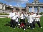 Brussels, Belgium - World Tai Chi & Qigong Day Event