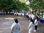 Brazil - World Tai Chi & Qigong Day Event
