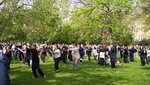 Milano, Italy - World Tai Chi & Qigong Day Event