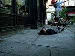 McDonald's Sleep Sliding