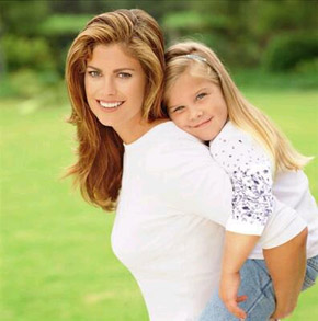 Kathy Ireland And Family