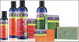 100 % Natural Save Your Hair And Save Your Skin product line infused with Yerba Mate and Aloe Vera