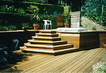 Armstrong Wood Stains are ideal for decks, sidings and fences.