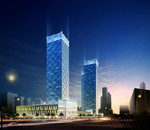 Located on the north side of New Songdo's Central Park, three mixed use towers are scheduled to begin construction in May 2007.