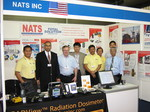 NATS Incorporated Asian Team at the Globals Security Expo