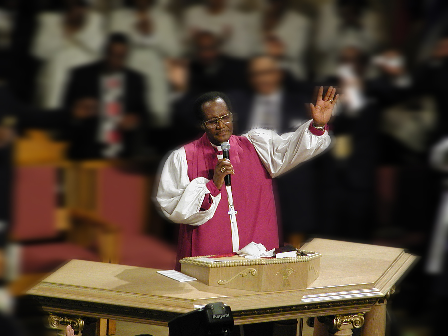 Bishop PA Brooks is Appointed by International Church of God in Christ 2nd Assistant to Presiding Bishop Charles H. Blake