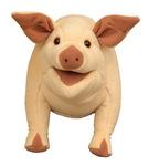300dpi jpg. Busy Little Engine's friend, Pig.