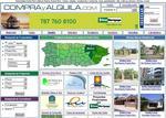 CompraoAlquila.com home page