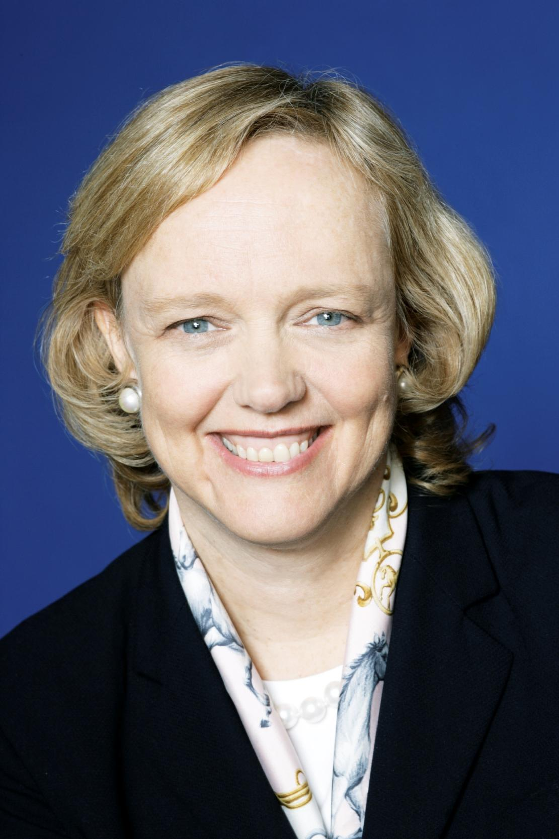 Image: Meg Whitman, Republican Candidate For Governor Of California