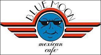Blue Moon Mexican Cafe Logo