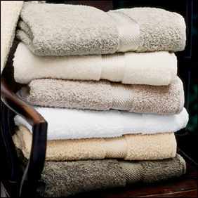 Tips for towel shopping - Keep towels fluffy tricks ...