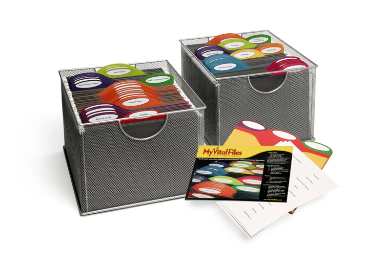 Home Organizing Now Made Easier With New Office Filing System