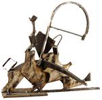 "David Tobey's  ""Knight on Horseback"" 2007."