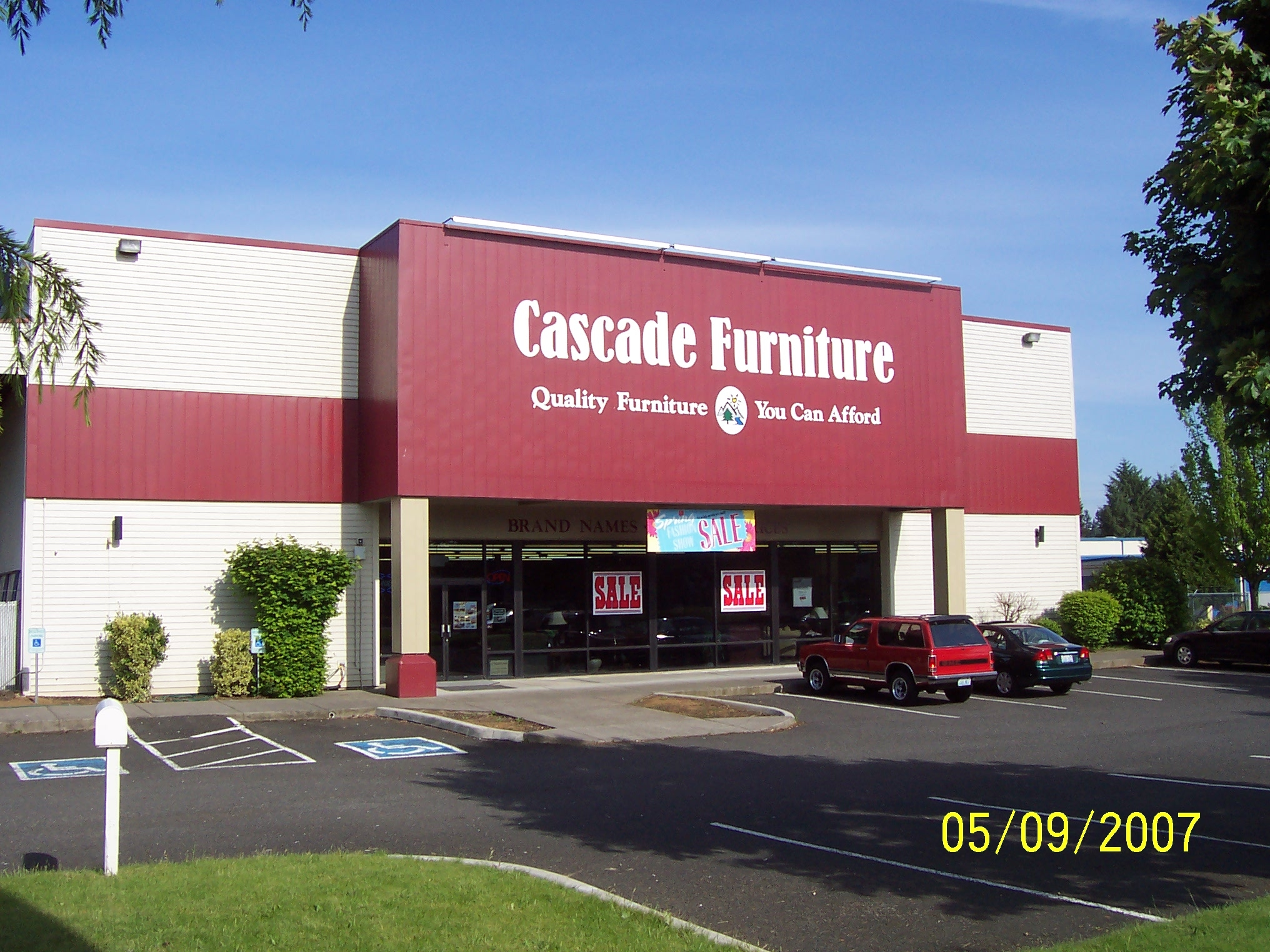 Furniture Store Front