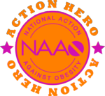 National Action Against Obesity Logo