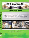 RV Care & Maintenance DVD