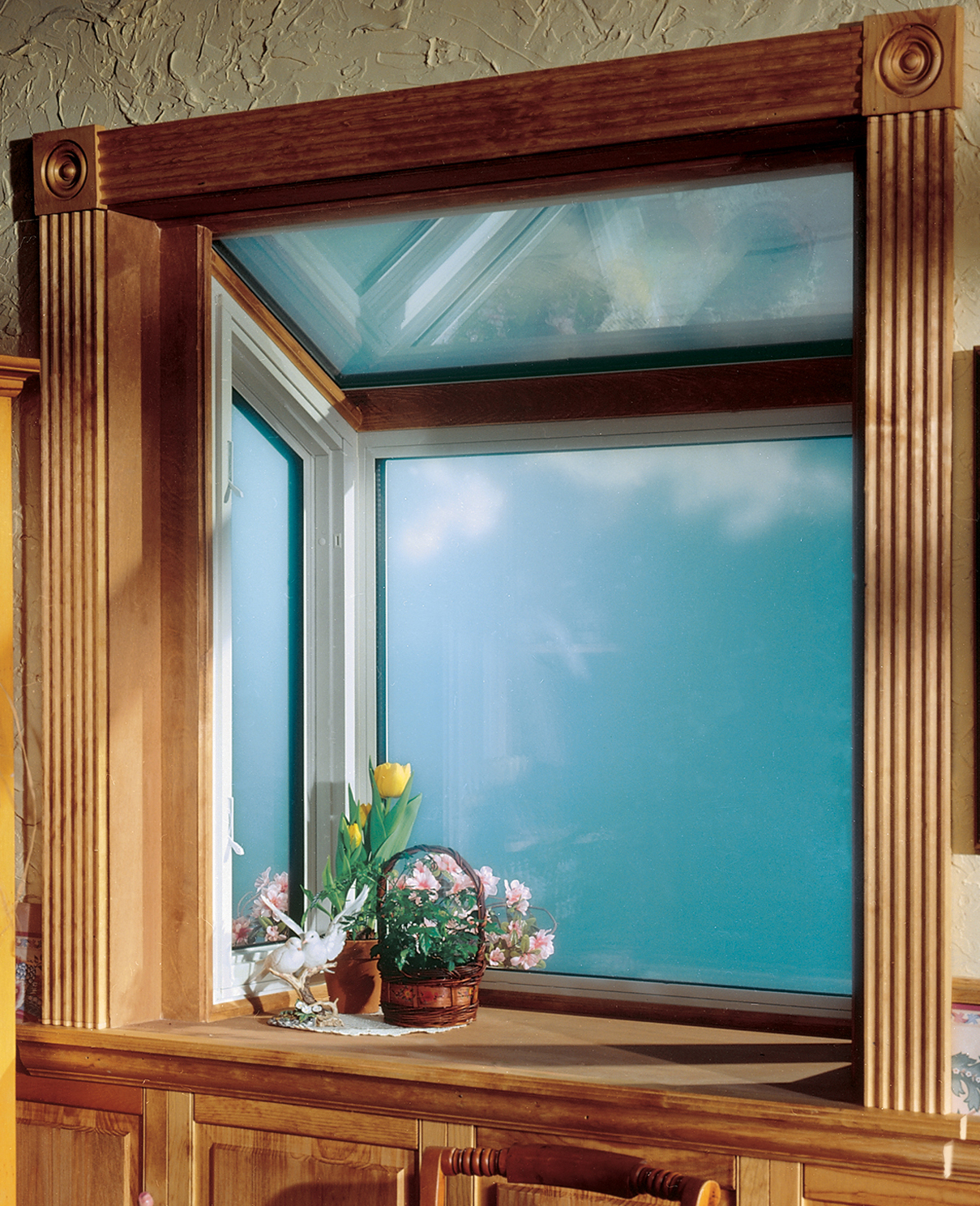 New anderson double hung 400 series windows brand new for Anderson vinyl windows