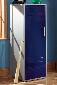 locker style book shelfs for bedroom