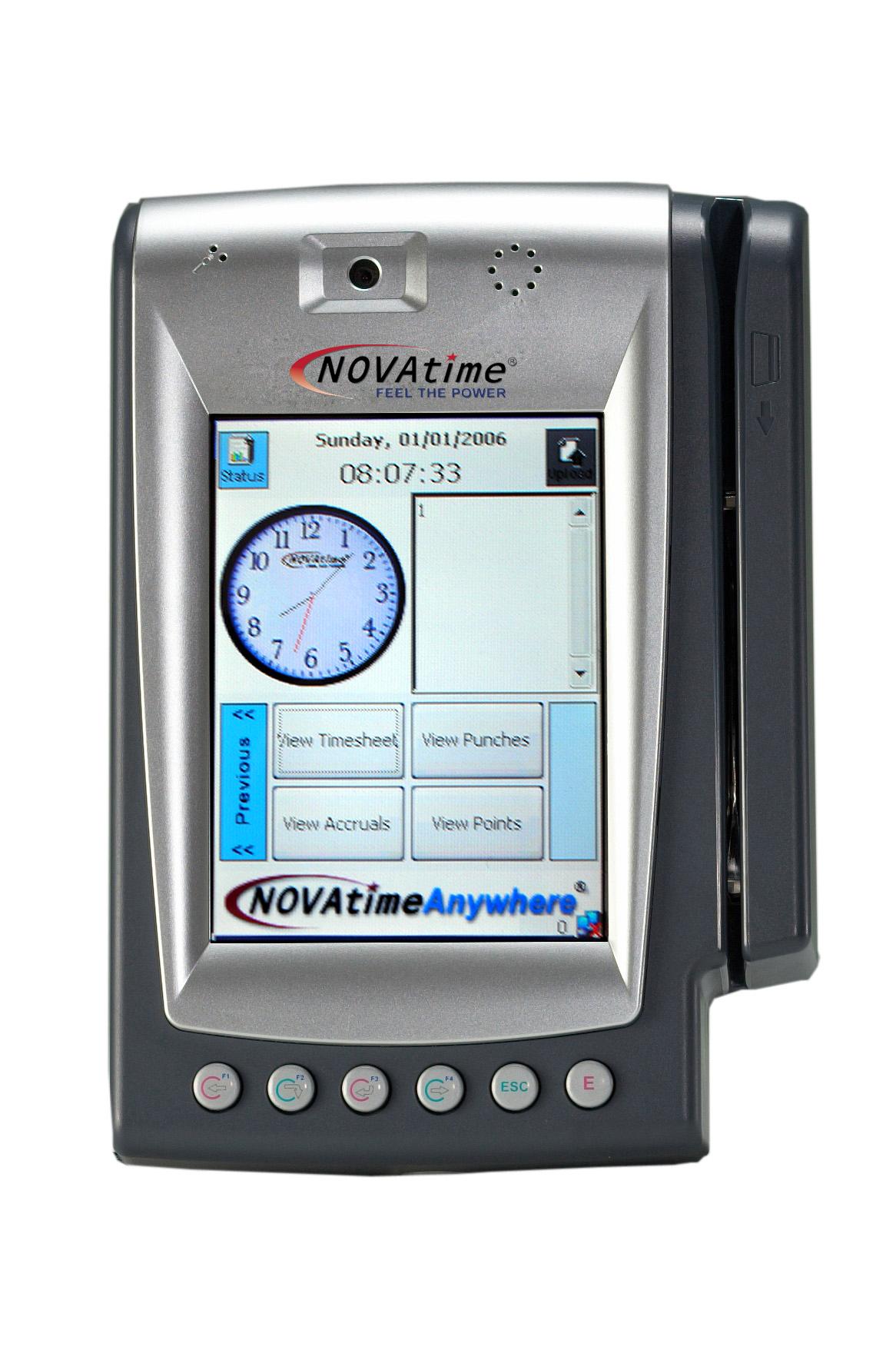 Novatime To Debut Novatime 4000 Software As A Service And