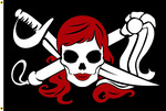 Molly Roger Flag