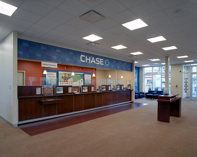 Chase Bank Corporate Office?