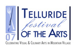 Telluride Festival of the Arts Logo