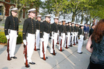 Cadets honor recipients and their guests