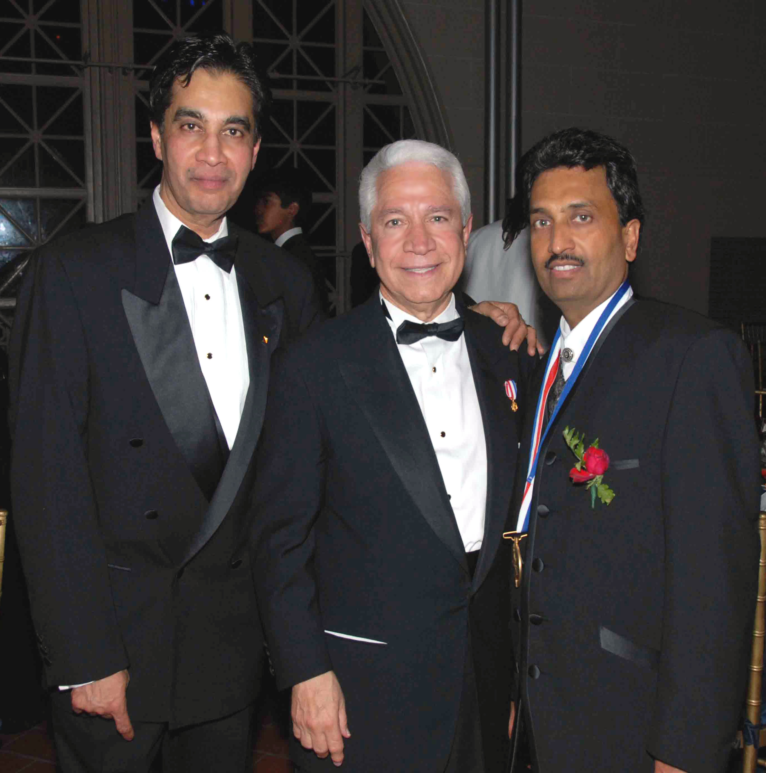 six americans of indian descent among 100 distinguished