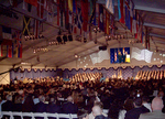 The pageantry of the Ellis Island Medal of Honor Ceremony